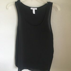 ambiance appeal sheer tank by Forever 21
